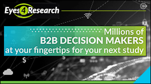 Eyes4Research: millions of b2b decision-makers at your fingertips for your next study
