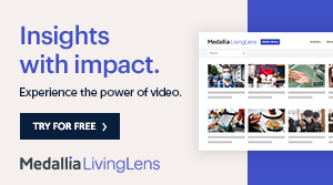 Medallia LivingLens - Insights with Impact - Experience the power of video