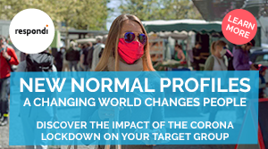 New Normal Profiles from Respondi - A Changing World Changes People