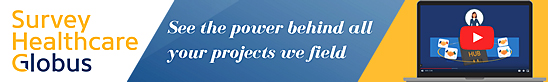 SurveyHealthcareGlobus - see the power behind all your projects we field