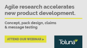 Resources Group: Agency or Clientside? Research, Insight, Analysis? Toluna Webinar - Agile research accelerates new product development