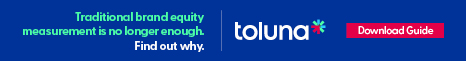 Toluna: Traditional brand equity measurement is no longer enough - find out why...
