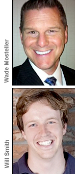 Wade Mosteller and Will Smith