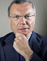 Lots to think about... Sir Martin Sorrell