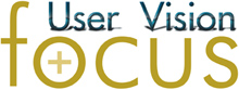 User Vision Focus Logo